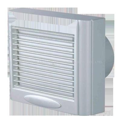 Bathroom Ventilating - Automatic Shutter Image