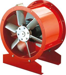Axial Ventilator Image